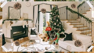 Download DECORATE WITH ME - CHRISTMAS EDITION | DESI PERKINS Video