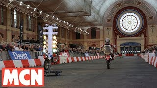 Download Devitt MCN Ally Pally show round-up | Events | Motorcyclenews Video