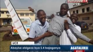 Download Abayise ebigezo bya S.4 bajaganya Video