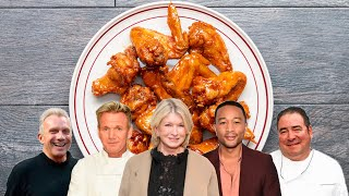 Download Which Celebrity Has The Best Wings Recipe? • Tasty Video