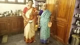 Download Kolam / Alpna / Muggu / Rangoli Video demo by Smt. Mangalam Srinivasan & Smt. Saroja Krishnamurthy Video