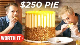 Download $5 Pie Vs. $250 Pie Video