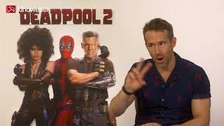 Download Interview Ryan Reynolds DEADPOOL 2 Video