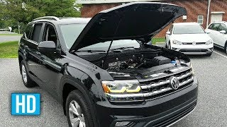 Download 2018 VOLKSWAGEN ATLAS STARTUP EXHAUST ENGINE REVS SOUND 🔥 Video
