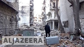 Download Syrian forces continue to advance on besieged Aleppo Video