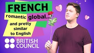 Download French: romantic, global, and pretty similar to English Video