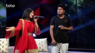 Download پرنده محبت - آریانا سعید و جمال مبارز / Parenda Mohabat - Aryana and Jamal Video