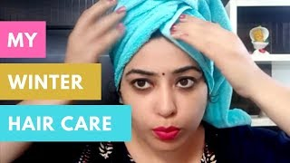 Download हाँ, मेरे भी बाल झाड़ू जैसे dry & frizzy थे-पर अब नही Winter Haircare for dry, frizzy & curly hair Video