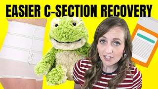 Download Ob/Gyn Mom 5 Tips for C-Section Recovery Video