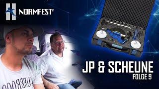 Download Folge 9: JP Kraemer & Scheune - Es ist sein erstes Mal - JP trennt eine Autoscheibe aus! Video