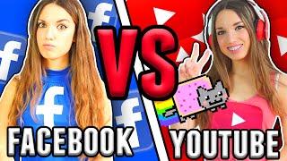 Download YOUTUBE VS FACEBOOK Video