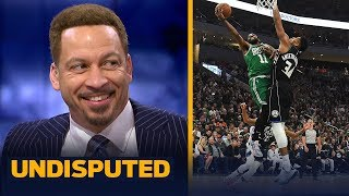 Download Giannis & the Bucks will beat Kyrie's Celtics in 6 games — Chris Broussard | NBA | UNDISPUTED Video