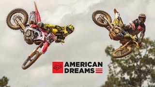 Download Fox MX | American Dreams | Ricky Carmichael and Tim Gajser Video