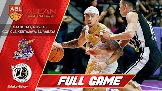 Download CLS Knights Surabaya vs. Formosa Dreamers   FULL GAME   2017-2018 ASEAN Basketball League Video