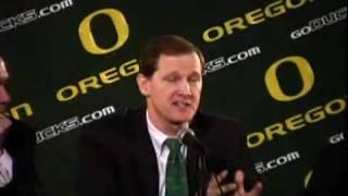 Download Dana Altman chosen Oregon men's basketball coach Video