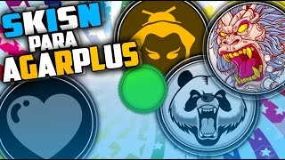 Download MEJORES SKINS PARA AGARPLUS | OGARIO.OVH | SKINS GRATIS| DOWNLOAD FREE PACK Video