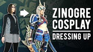 Download Zinogre Cosplay Transformation - Monster Hunter Video