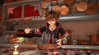 Download Surprising Fans with Kingdom Hearts 3 - IGN Access Video