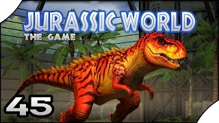 Download Jurassic World || 45 || MAX Tyrannosaurus! Video