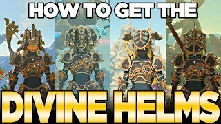 Download *NEW* How To Get the Divine Helms with Champions Amiibos in Breath of the Wild | Austin John Plays Video