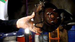 Download How To Replaced A Front Wheel Drive Axle On A 1997 Honda Civic/Accord Video
