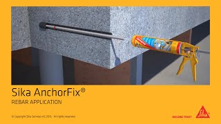 Download Sika AnchorFix® - REBAR APPLICATION Video