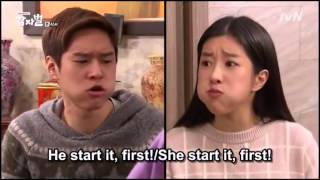 Download Real life between brother and sister (in korean drama) Video