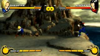 Download Dragon Ball Z: Burst Limit - Android 18 vs. Android 17 Video