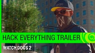 Download Watch Dogs 2 Trailer: Hack Everything – E3 2016 [NA] Video