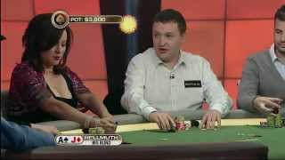 Download ″All-in without looking″ Tony G vs Phil Hellmuth / The Big Game (Season 2; Week 6) Video