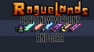 Download Roguelands Crafting Guide (Weapons and Armor) Video
