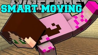 Download Minecraft: SMART MOVING (CRAWLING, CLIMBING, & GLIDING!) Custom Command Video