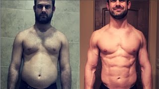 Download 17.6 to 9.1% Body Fat TRANSFORMATION in 3 Months - All Natural - Victor McBride Video