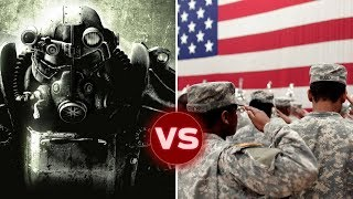 Download The United States from Fallout (Pre-War) vs the Modern US Military   Galactic Versus Video