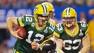 Download Super Bowl XLV: Steelers vs. Packers highlights Video
