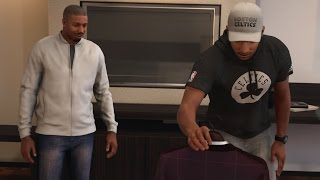 Download NBA 2K17 PS4 My Career - The Warriors! Curry's Cheesing! Video