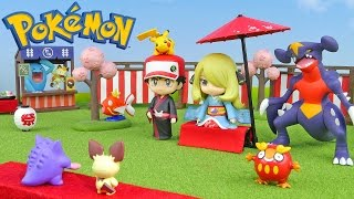 Download Pokemon Cynthia's Cherry Blossom Viewing - Ditto Transform Battle Video