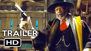 Download The Hateful Eight Official Trailer #2 (2016) Samuel L. Jackson, Quentin Tarantino Movie HD Video