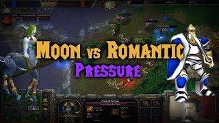 Download Warcraft 3 | Moon vs Romantic | PRESSURE | NvH Video
