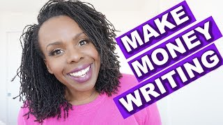 Download How to Make Money as a Freelance Writer | CeCe Olisa | the Come Up Community Video