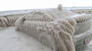 Download Weather Gone Viral - Ice Encased Car Video