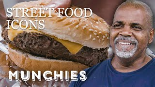 Download $2 Burgers in Harlem - Street Food Icons Video