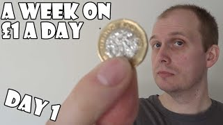 Download A Week On £1 A Day DAY 1 Video