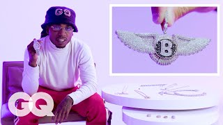 Download Jacquees Shows Off His Insane Jewelry Collection   GQ Video