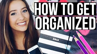 Download How to Get + STAY Organized! | Caitlin Bea Video
