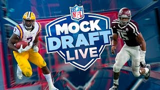Download 2017 NFL Mock Draft version 4.0 | Bucky Brooks | Mock Draft Live | NFL Video