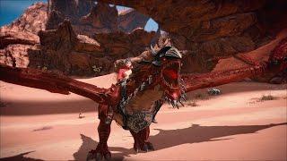 Download TERA: Flying Dragon Mounts Video