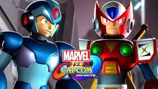 Download MEGAMAN VS ZERO E A COISA FICOU LOUCA | Ep#04 Video