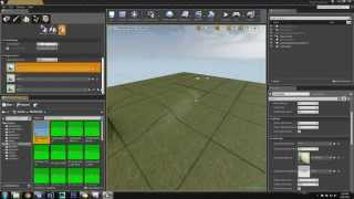 BP Twin Stick Shooter: Creating a HUD with UMG | 21 | v4 8