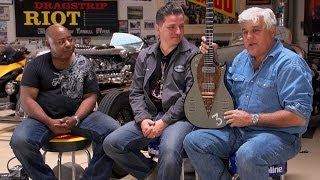 Download Botafogo Special Guitar - Jay Leno's Garage Video